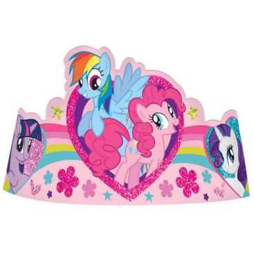 My Little Pony Friendship Paper Tiaras
