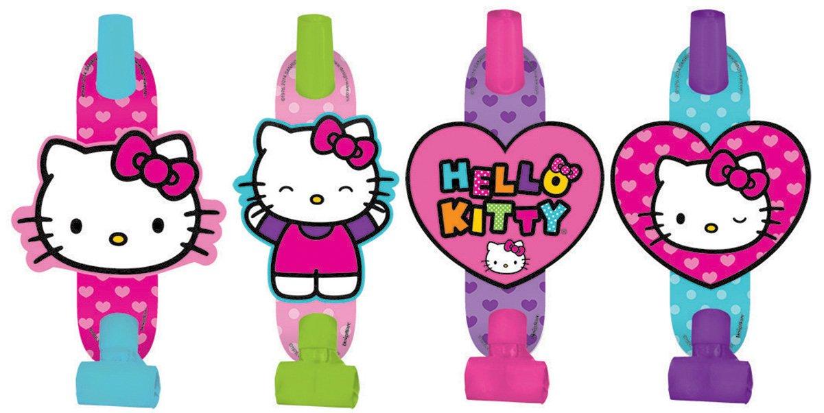 Hello Kitty Rainbow Blowouts