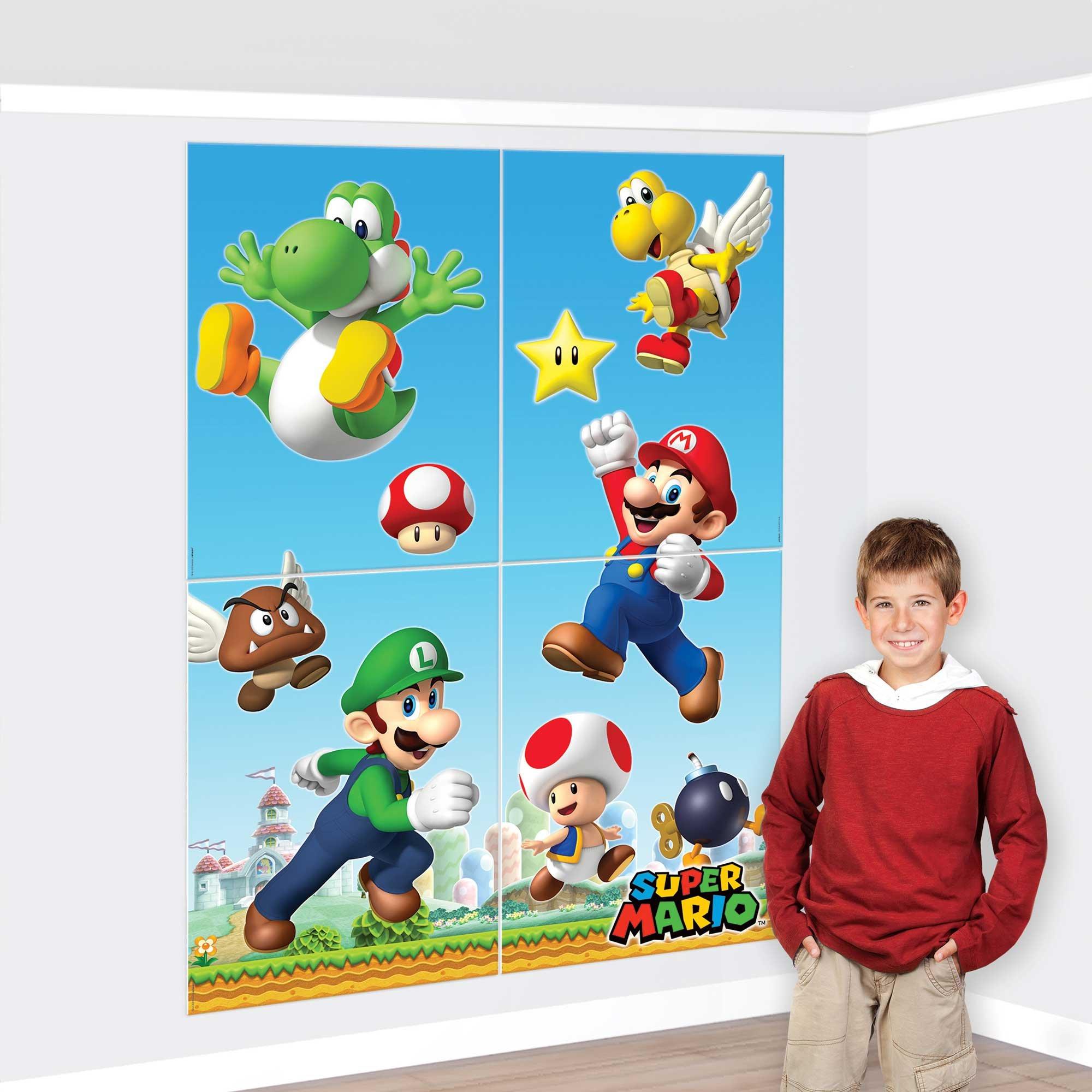 Super Mario Brothers Scene Setter