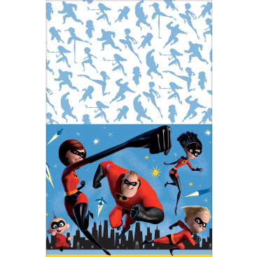 Incredibles 2 Plastic Tablecover