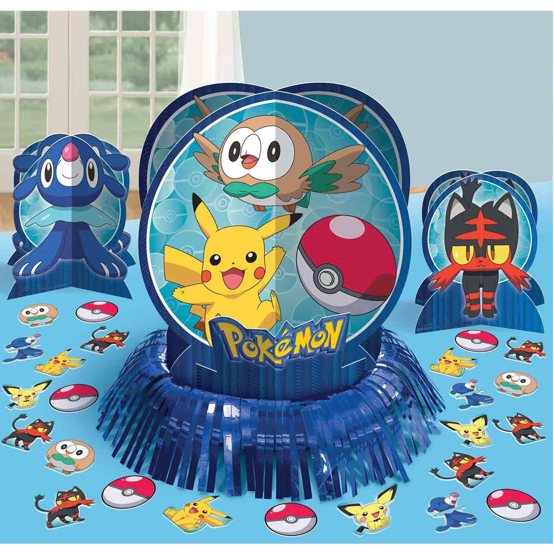 Pokemon Core Table Decorating Kit